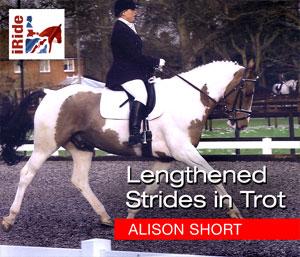 Lengthened Strides in Trot (Alison Short)